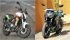 So sánh Benelli BN302 và Kawasaki Z250
