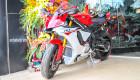 Cận cảnh siêu môtô Yamaha R1 2015 đầu tiên tại Hà Nội