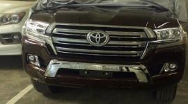 Rò rỉ hình ảnh Toyota Land Cruiser 2016