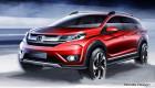 Xe 7 chỗ Honda BR-V sẽ có giá siêu rẻ?