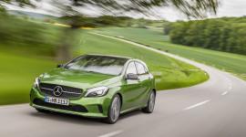 Công bố giá bán Mercedes-Benz A-Class 2016