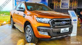 Chi tiết Ford Ranger Wildtrak 2015 đầu tiên có mặt tại Việt Nam