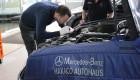 Chuyên gia Đức chăm sóc xe Mercedes miễn phí tại Hà Nội
