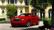 Rolls-Royce vén màn Wraith St. James Edition