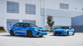 Subaru trình làng bộ đôi BRZ và WRX STI bản đặc biệt