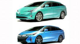 Xe tiết kiệm nhiên liệu nhất của Toyota sắp ra phiên bản mới