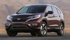 Honda CR-V 2017 có thể trang bị 7 chỗ ngồi tiêu chuẩn