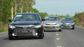 Toyota Việt Nam tăng trưởng 38% trong 6 tháng đầu năm 2015