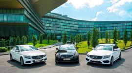 """C-Class """"nâng bước"""" Mercedes-Benz Việt Nam trong nửa đầu 2015"""