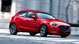 Tối nay, Mazda2 mới sẽ ra mắt tại Việt Nam