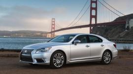 Lexus LS thế hệ mới sắp lộ diện