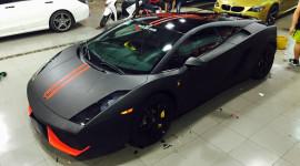 Lamborghini Gallardo SE đen mờ độc nhất Việt Nam