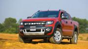 Ford Ranger: Bán tải được ưa chuộng nhất nửa đầu 2015