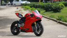 """""""Soi"""" chi tiết Ducati 1299 Panigale S giá 1 tỷ đồng tại Hà Nội"""