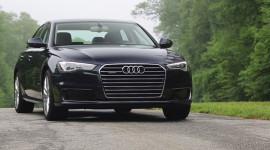 Audi A6 2016 vẫn là đối thủ đáng gờm