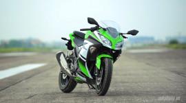 Một ngày thử độ chất của Kawasaki Ninja 300 ABS