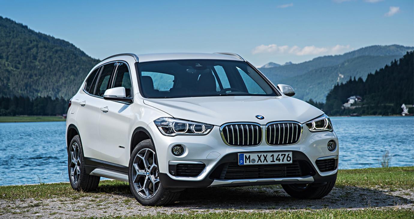 BMW X1 2016 hoàn toàn mới chốt giá từ 35.795 USD