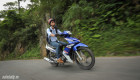 "Lên Tam Đảo ""thử tài"" Suzuki Axelo 125"