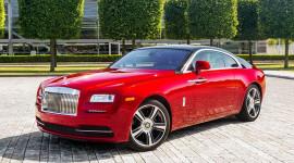 """Rolls-Royce giới thiệu Wraith """"độc nhất vô nhị"""""""