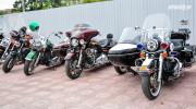 Gần 100 xe Harley-Davidson khắp 3 miền quy tụ tại Hà Nội