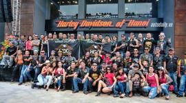 Harley-Davidson khai trương Showroom lớn nhất ĐNA tại Hà Nội