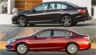Những khác biệt giữa Honda Accord 2016 và phiên bản cũ