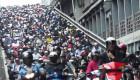 Người dân nơi nào sở hữu nhiều xe máy nhất?