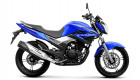 Yamaha Fazer 250 2016 trình làng, giá 4.146 USD