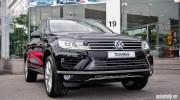 """""""Ngắm"""" SUV hạng sang Volkswagen Touareg 2015 đầu tiên tại Việt Nam"""