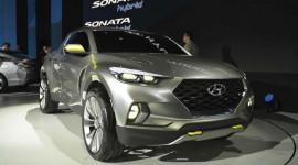 Hyundai Santa Cruz có thể ra mắt vào tháng 11