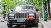 """""""Chạm mặt"""" Rolls-Royce Phantom Series II EWB giá hơn 30 tỷ tại Hà Nội"""