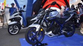 Ảnh thực tế phiên bản naked của Yamaha YZF-R3