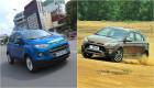 So tài Ford EcoSport và Hyundai i20 Active