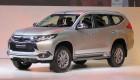 Mitsubishi Pajero Sport 2016 chính thức trình làng