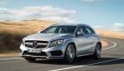 Mercedes-Benz CLA và GLA đã có bản nâng cấp