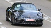 Porsche Boxster 2016 lộ diện trên đường thử