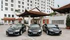 Lexus Việt Nam bàn giao lô xe ES350 cho khách sạn 5 sao