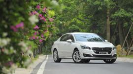 """Peugeot 508 – Chất lượng """"ngoại"""", giá """"nội"""""""