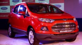"""Cơn sốt"" Ford EcoSport ""made in Ấn Độ"""