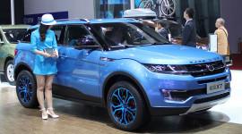 Xe nhái Landwind X7 ngang nhiên mở bán, giá từ 21.000 USD