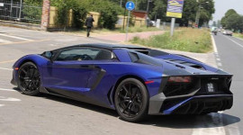 Lamborghini Aventador SV Roadster sẽ ra mắt vào tuần sau