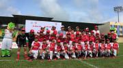 Toyota tổ chức tập huấn bóng đá cho trẻ em Việt Nam