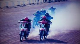 Sau gần 20 năm, Sài Gòn lại có đua xe máy