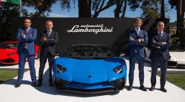"""Siêu bò Lamborghini Aventador SV Roadster """"lên kệ"""", giá hơn nửa triệu đô"""