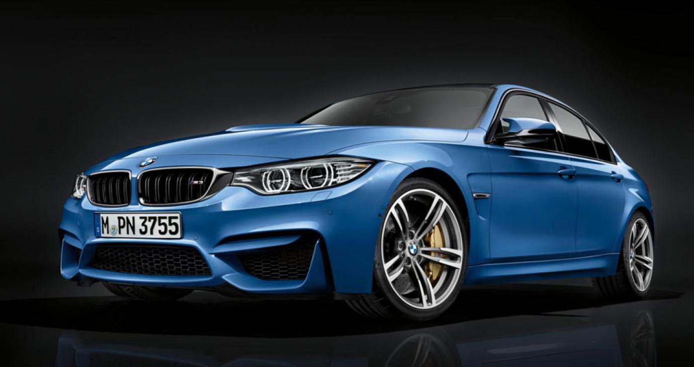 BMW M3/M4 thế hệ mới sẽ có bản plug-in hybrid