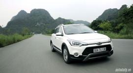 "Cầm lái ""tân binh"" Hyundai i20 Active tại Việt Nam"