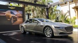 Siêu sedan Aston Martin Lagonda giá triệu đô tại Anh