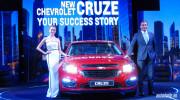 Chevrolet Cruze 2015 chính thức ra mắt, giá từ 572 triệu đồng