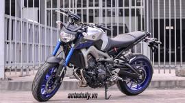 """Cận cảnh """"sói hoang"""" Yamaha MT-09 2015 tại Hà Nội"""