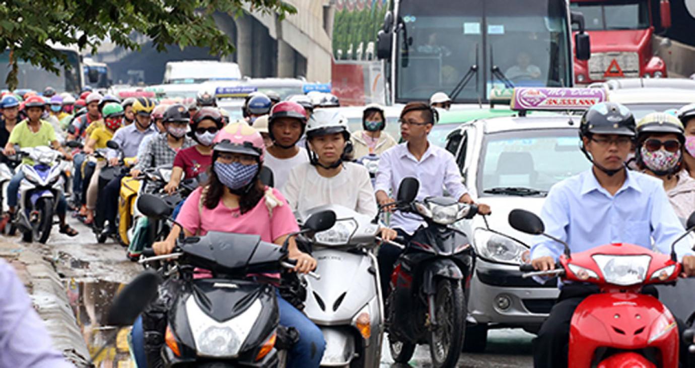 Hà Nội đề xuất dừng thu phí sử dụng đường bộ đối với xe máy